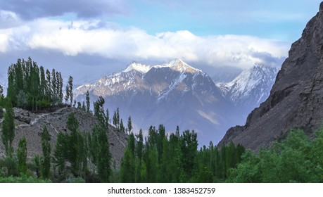 Karakoram mountain range, Skardu, Gilgit Baltistan, Pakistan