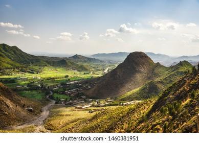Karakoram range near Malakand Swat, Pakistan