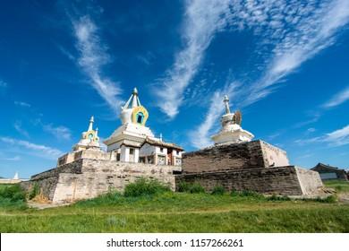 karakorum temple mongolia