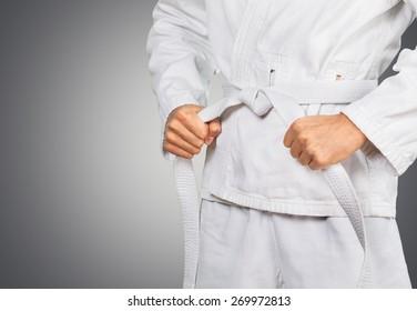 Karate, Tae Kwon Do, Jujitsu.