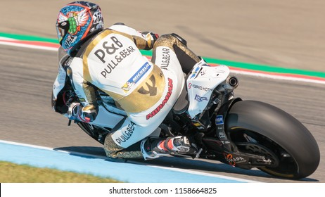 Karel Abraham during MotoGP Motul TT Assen race in TT Circuit Assen (Assen - Netherlands) on June 30 2018