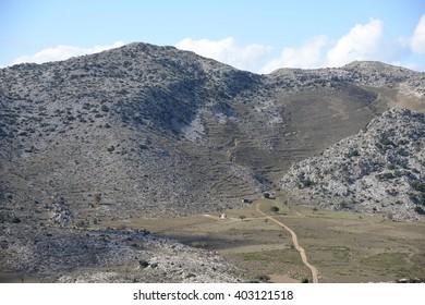 Karfi, Crete