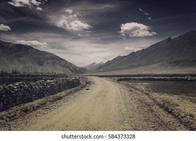 Kargil District,Jammu & Kashmir /Western Indian Himalayas/Zanskar Valley