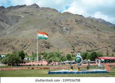 Kargil, JnK / India - 18th Jun 2018 :The Kargil War Memorial is a war memorial built by the Indian Army in the town of Dras, commemorating the 1999 Kargil War between India and Pakistan.