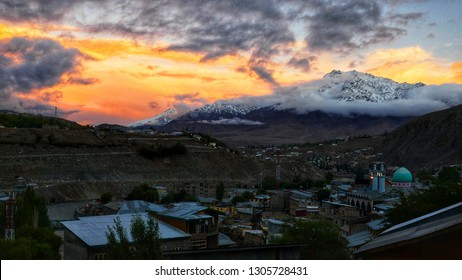 Kargil is a town in the Kargil district of Ladakh region, in the Indian state of Jammu and Kashmir. It is the second largest town in Ladakh after Leh.