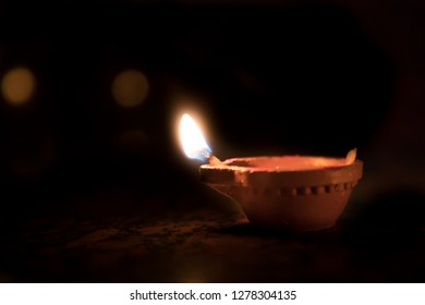 Karhtika Deepam On Diwali Night