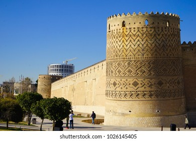 The Karim Khan Castle is a citadel located in the downtown Shiraz, southern Iran.