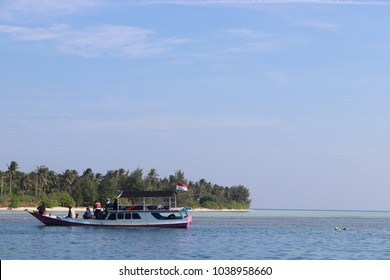 KARIMUNJAWA, INDONESIA - SEPTEMBER 02, 2017: The Beautiful view of Karimunjawa.
