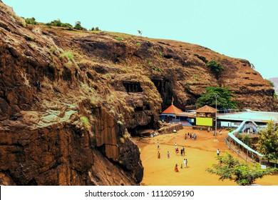 Karla caves, Buddhist cave at Lonavala
