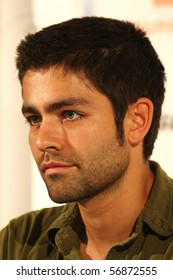 KARLOVY VARY - JULY 9: Director and actor Adrian Grenier attend a press conference at the International Film Festival Karlovy Vary on July 9, 2010 in Karlovy Vary, Czech Republic
