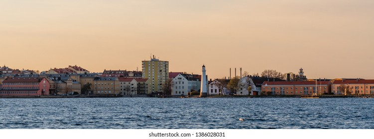 Karlskrona Sweden by the sea