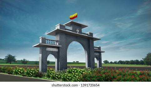 KARNATAKA BORDER KARNATAKA FLAG FLYING HIGH