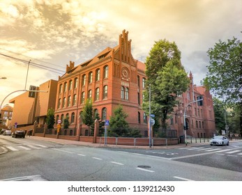 Karol Szymanowski Academy of Music in Katowice is a school of music of university level in Poland. It is located in Katowice, Silesia. The Karol Szymanowski Academy of Music's seat has 5 buildings.