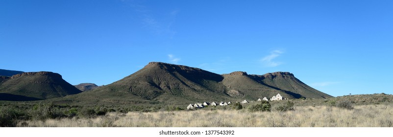 Karoo National Park in the Great Karoo, South Africa