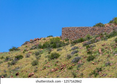Karoo National Park, a nature conservation area in the dry and arid Karoo region of South Africa