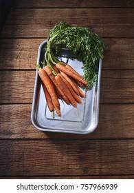 Karotten Bund Tisch