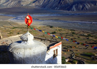 Karsha Monastery, Zanskar Valley, India