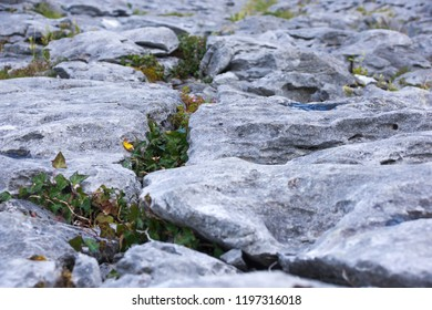 Karst geological features in Ireland