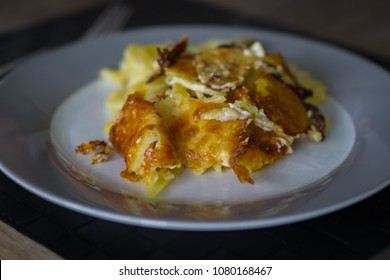 Kartoffelauflauf aus dem Dutchoven