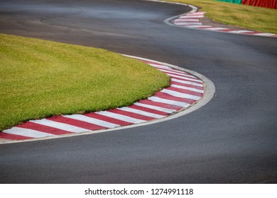 karts circuit curve as a concept of difficulty, effort and new challenges