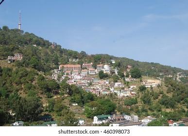 Kasauli Hills Himachal Pradesh