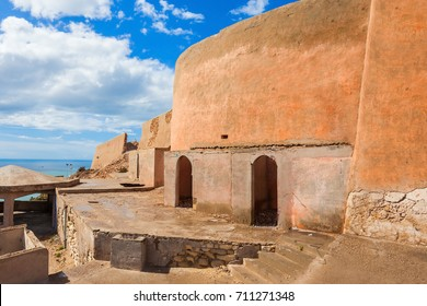 The Kasbah or Agadir Oufella (Agadir Fortress) is an authentic fortress in Agadir, Morocco