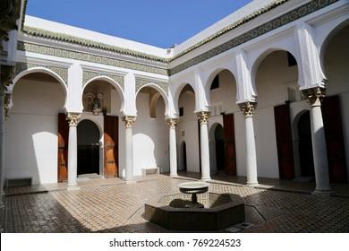 Kasbah Museum, in the Tangier Medina.