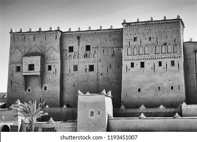Kasbah, Ouarzazate, Morocco, North Africa