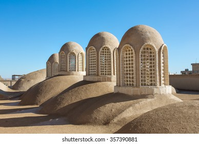 Kashan Bazaar roof, Iran