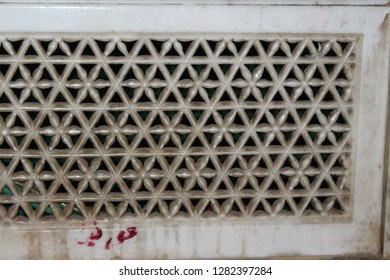 Kashi Kari Design at Tomb of Makhdoom Rasheed Multan