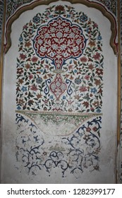 Kashi Kari Design at Tomb of Makhdoom Rasheed