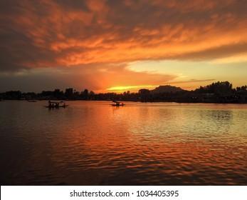 Kashmir, Dal Lake, Srinagar