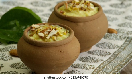 Kashmiri Phirniis a delicious Indian sweet dish. A classical Sweet Pudding that is very tasty and delicious dessert.