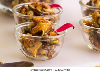 Kashmiri Shufta is a traditional sweet dish made from dry fruits.  It is one of the sweet which is usually served in weddings and festivals.