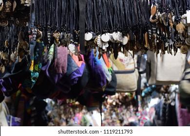 Kasol, Himachal Pradesh/India-November, Saturday, 2016: Local shop in Kasol