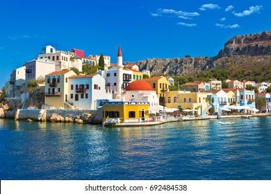 Kastellorizo (Megisti,Meis), Greece.