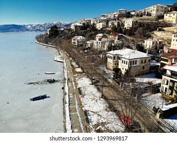 Kastoria city the queen of the lake