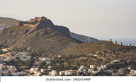 Kastro of Leros Island Greece