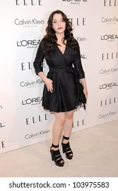 Kat Dennings at the 16th Annual Elle Women in Hollywood Tribute Gala. Four Seasons Hotel, Beverly Hills, CA. 10-19-09