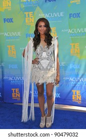 Kat Graham at the 2011 Teen Choice Awards at the Gibson Amphitheatre, Universal Studios, Hollywood. August 7, 2011  Los Angeles, CA Picture: Paul Smith / Featureflash
