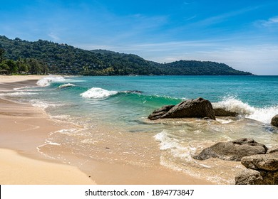 Kata Noi Beach is a small serene on the south side of Phuket. Kata Noi is much smaller and cozier beach, than the larger Kata beach next door