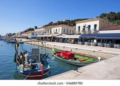 Katakolon port  on the Greek coast and serves as the gateway to Olympia,Greece