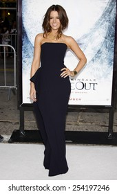 "Kate Beckinsale at the Los Angeles Premiere of ""Whiteout"" held at the Mann Village Theater in Westwood, California, United States on September 9, 2009."