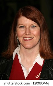 """Kate Flannery at the premiere of """"Catch A Fire"""". Arclight Cinemas, Hollywood, CA. 10-25-06"""