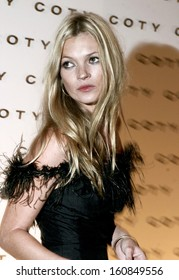 Kate Moss at the COTY 100th ANNIVERSARY at the Museum of Natural History, NY September 12, 2004