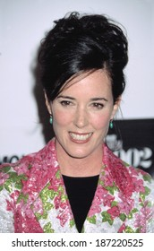 Kate Spade at GLAMOUR WOMEN OF THE YEAR, NY 10/28/2002