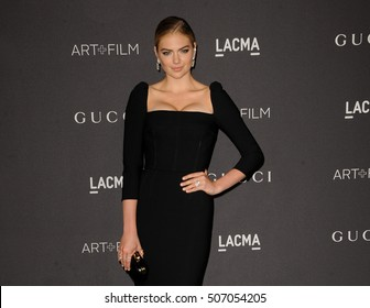 Kate Upton at the 2016 LACMA Art+Film Gala held at the LACMA in Los Angeles, USA on October 29, 2016.