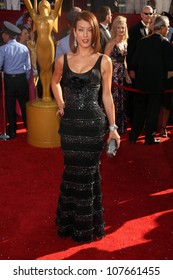 Kate Walsh  at the 60th Annual Primetime Emmy Awards Red Carpet. Nokia Theater, Los Angeles, CA. 09-21-08
