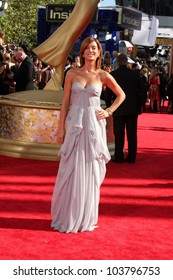 Kate Walsh at the 61st Annual Primetime Emmy Awards. Nokia Theatre, Los Angeles, CA. 09-20-09