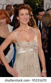 KATE WALSH at the 64th Annual Golden Globe Awards at the Beverly Hilton Hotel. January 15, 2007 Beverly Hills, CA Picture: Paul Smith / Featureflash